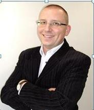 Office market expert  Marek Banach: tenant and landlord representative and market analyst.