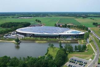 Europe's Most Sustainable Industrial Building Located in Netherlands