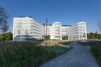 LEED 'Gold' for Business Garden Warsaw