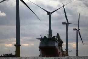 Germany closes the wind energy gap as UK's commitment falters