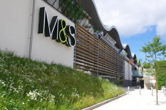 M&S unveils plans for Newcastle eco-store refurb