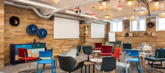 Is renting meeting rooms the new co-working thing ?
