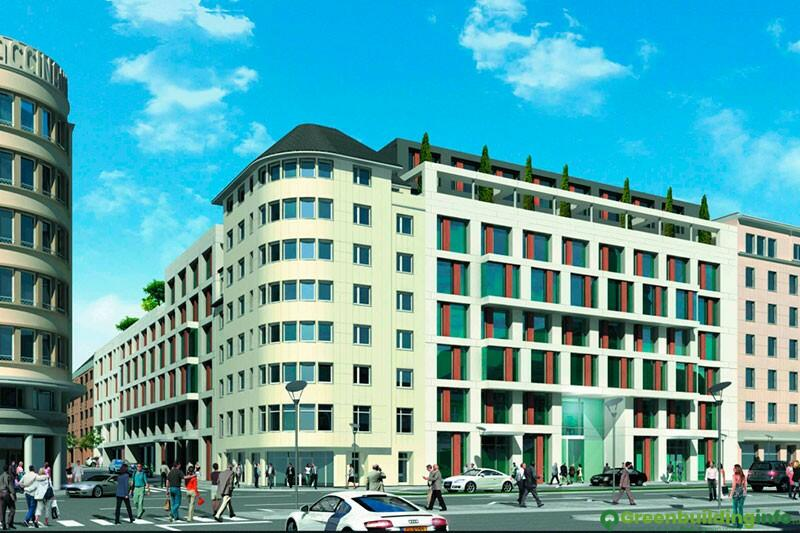 0c10c5b4d9 Office for rent in Central Plaza 28, Place de la Gare Gare L-1611  Luxembourg Luxembourg