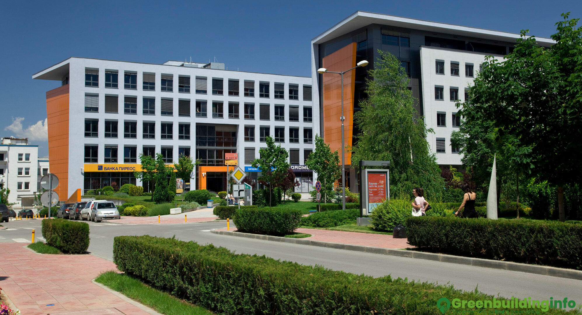 Office For Rent In Business Park Sofia Building 1 Mladost 4  # Mebe De Television
