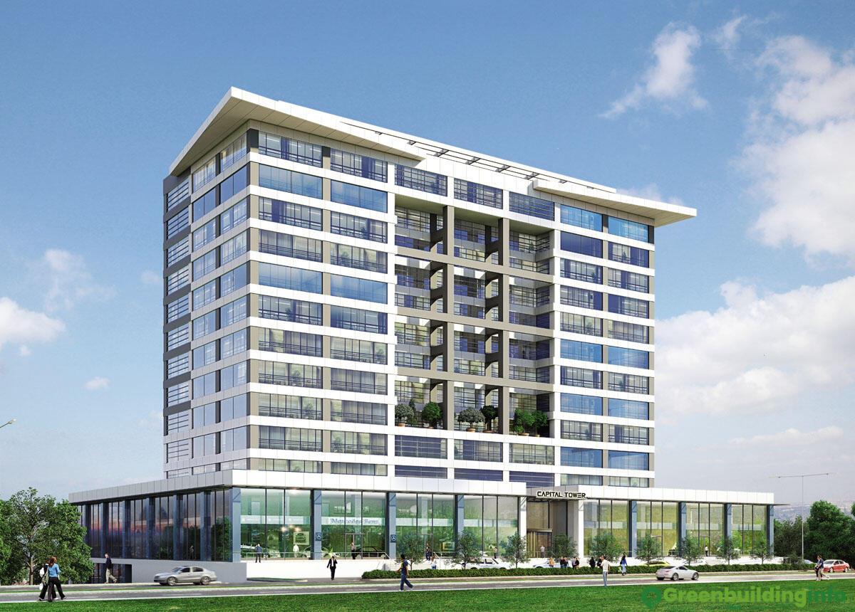 Office For Rent In Capital Towers Halkali Merkez Mahallesi
