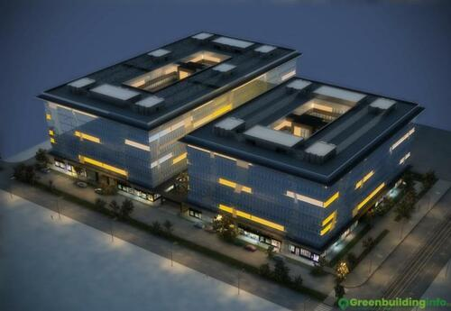 Offices to let in Hermes Business Campus 1