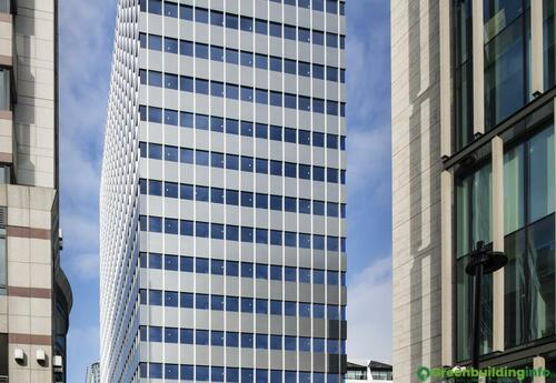 Offices to let in City Tower