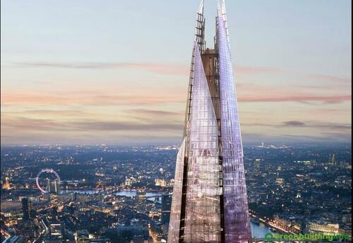 Offices to let in The Shard