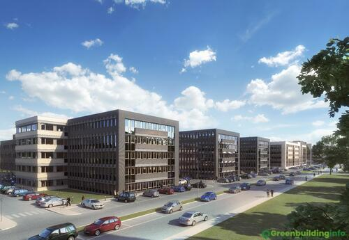 Offices to let in Flanders Business Park C