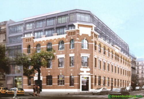 Offices to let in 112 Wagram