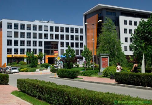 Offices to let in Business Park Sofia Building 1