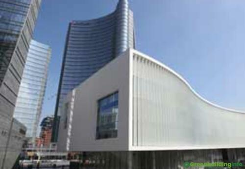 Offices to let in Porta Nuova Garibaldi - Business District Garibaldi