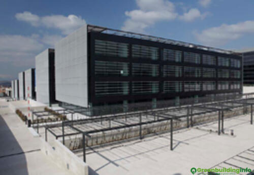 Offices to let in Tripark Las Rozas