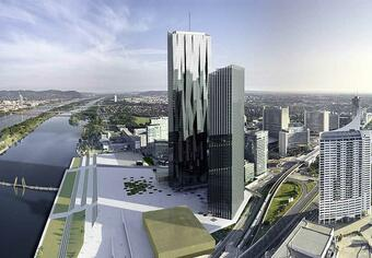 Donau City Towers 2